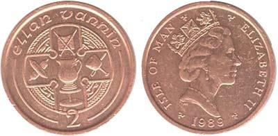 2 цента, остров Мэн (16.01КиБ)