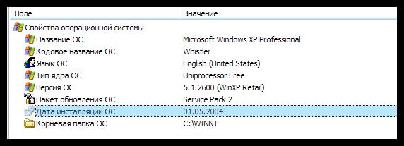 Когда я установил Windows XP (6.93КиБ)