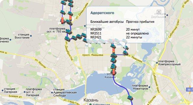 Схема маршрутов (52.78КБ)