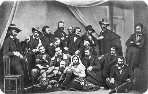 Гоголь и римские художники (77.51КиБ)
