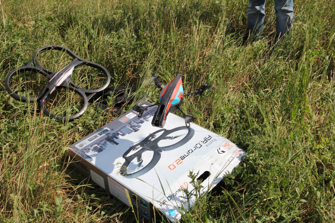 AR.Drone 2.0 фирмы Parrot (399.68КиБ)