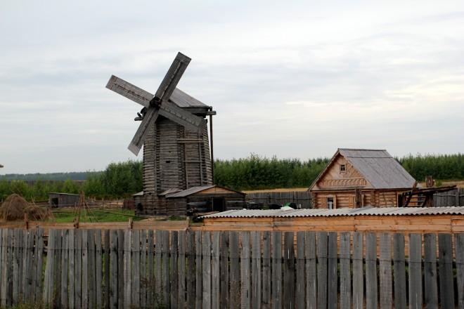 Ветрянная мельница из села Старый Киек (82.93КиБ)