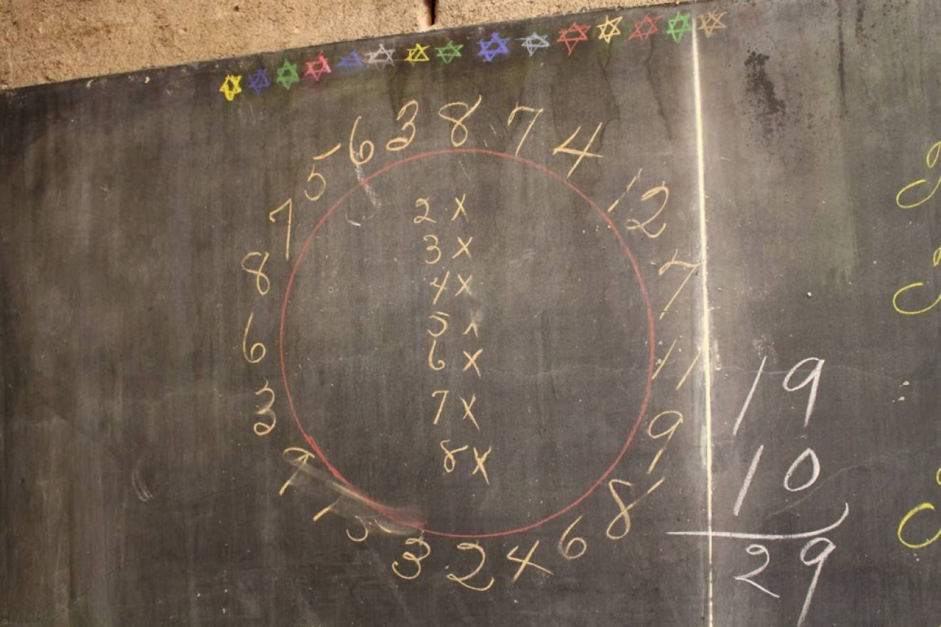 Школьная доска (111.57КБ)