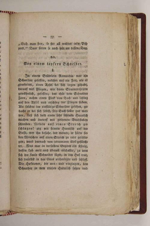 Страница книги братьев Гримм (126.83КиБ)